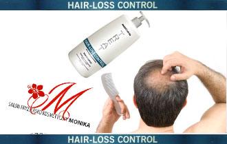 Hair loss control - salon-fryzjerski-w-Rabce
